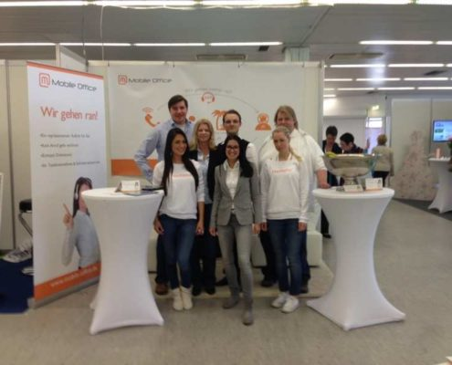 B2B Messe Nord - Mobile Office Team