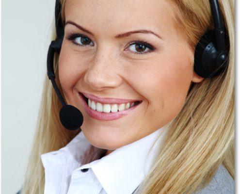 Telefonservice und Ubiquität