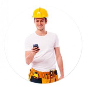 Telefonannahme für Handwerker - Der Telefonservice von Mobile Office