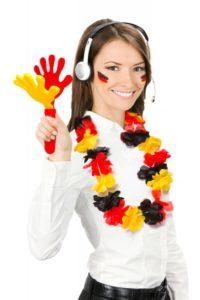 WM - Nicht im Abseits stehen mit dem Telefonservice von Mobile Office