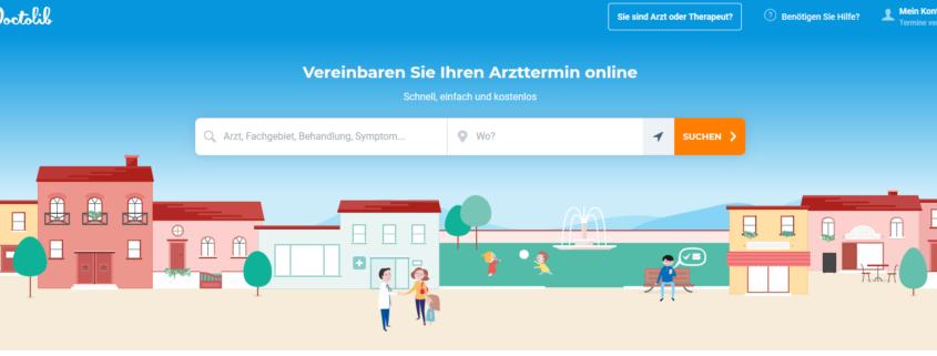 Doctorliib Onlinetermine