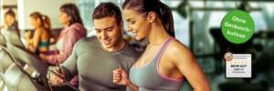 Telefonannahme für Fitness-Trainer mit Mobile Office immer erreichbar